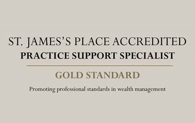 St. James's Place Gold Standard