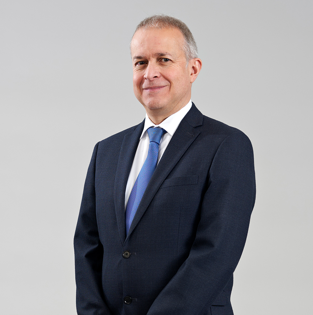 Peter Crow - Chartered Paraplanner to Sands Wealth Management