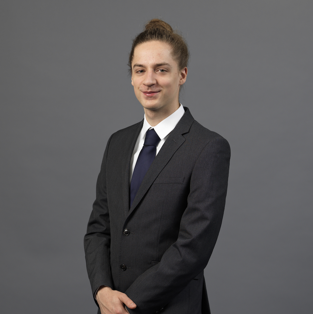 Harry Jolly - Marketing Assistant to Sands Wealth Management