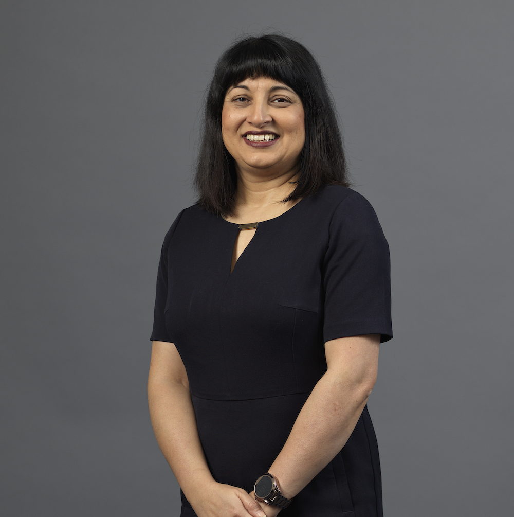 Pam Sidhu - Office Co-ordinator to Sands Wealth Management