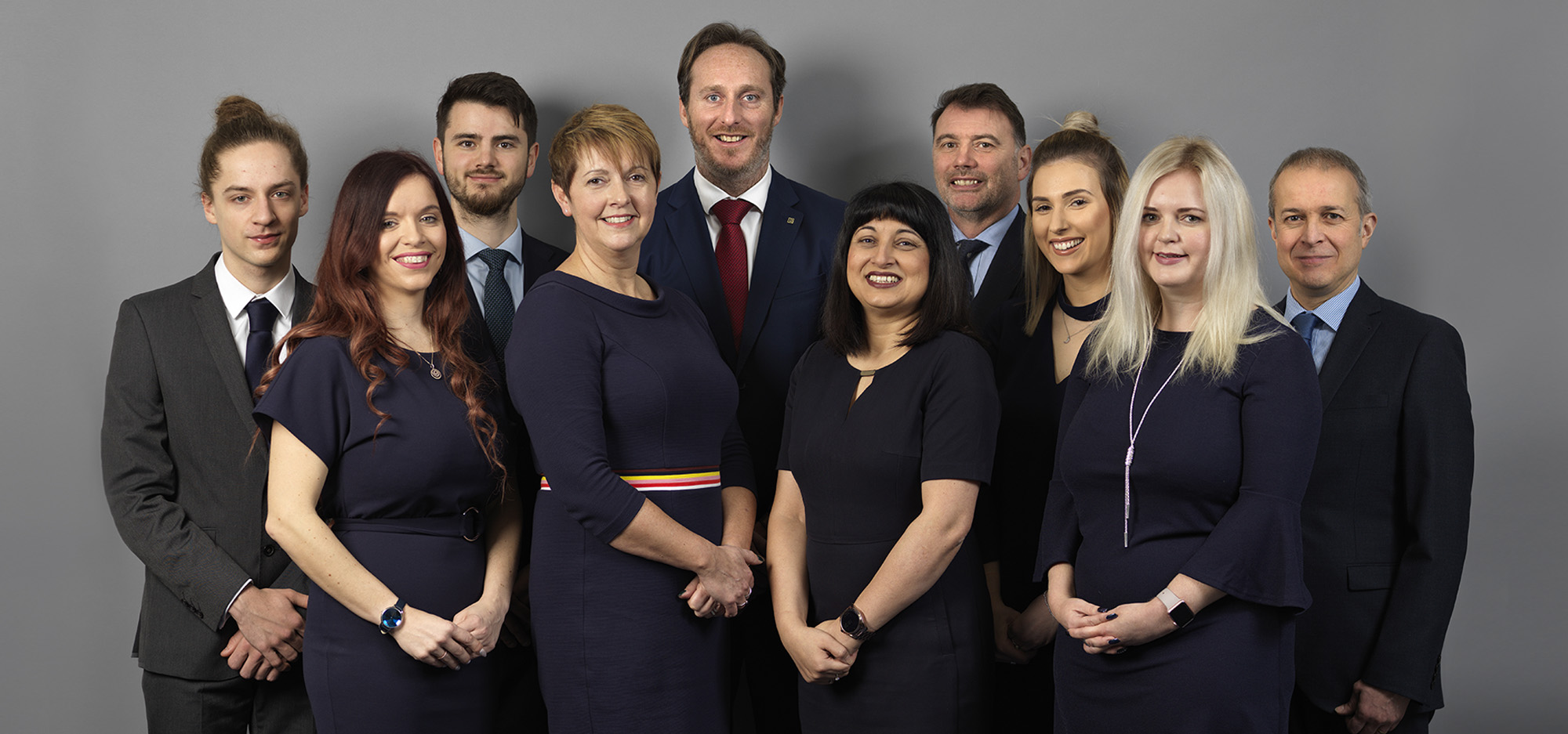 Sands Wealth Management - Team Photo