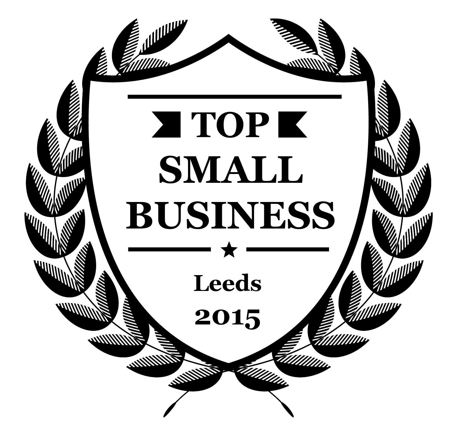 Top small business award 2015