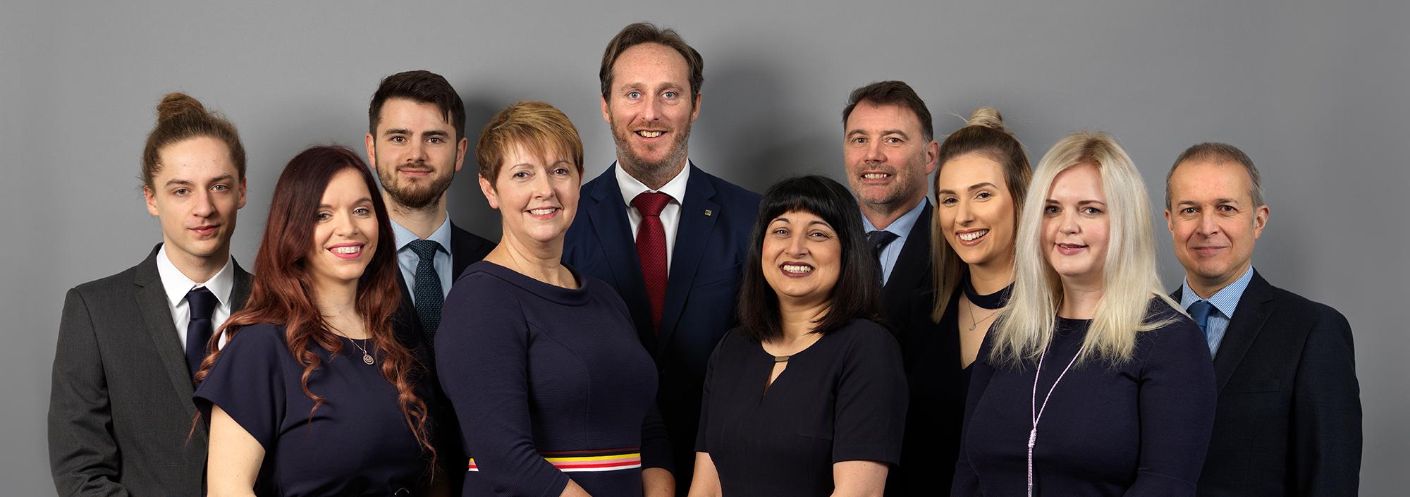 The Sands Wealth Management Team