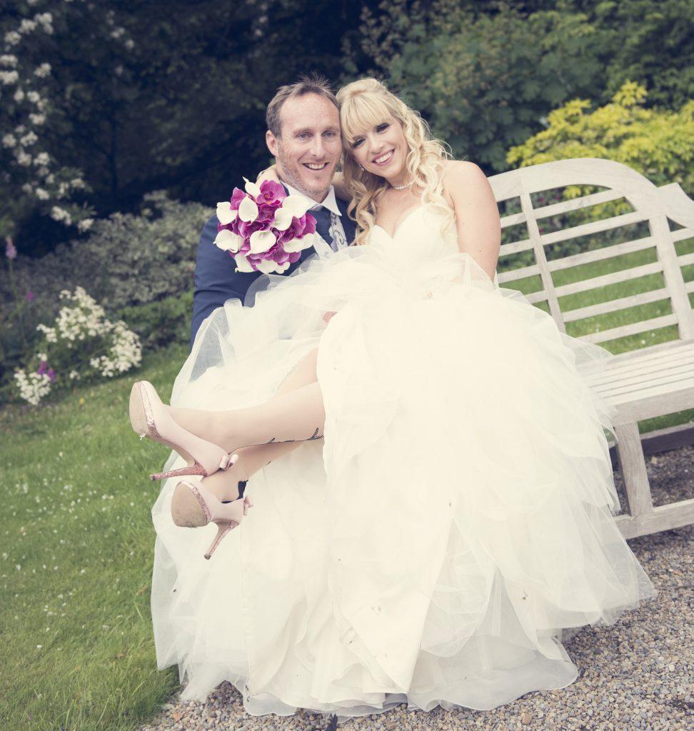 Jonathan and Katherine Sands Wedding Day