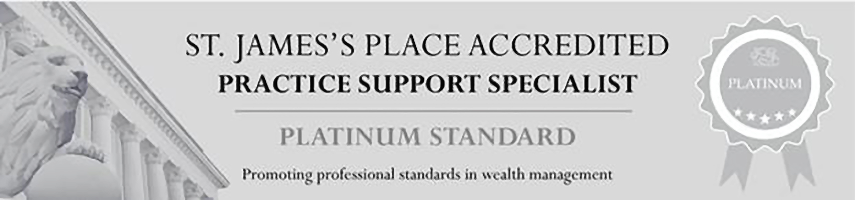 Platinum Accreditation - St. James's Place