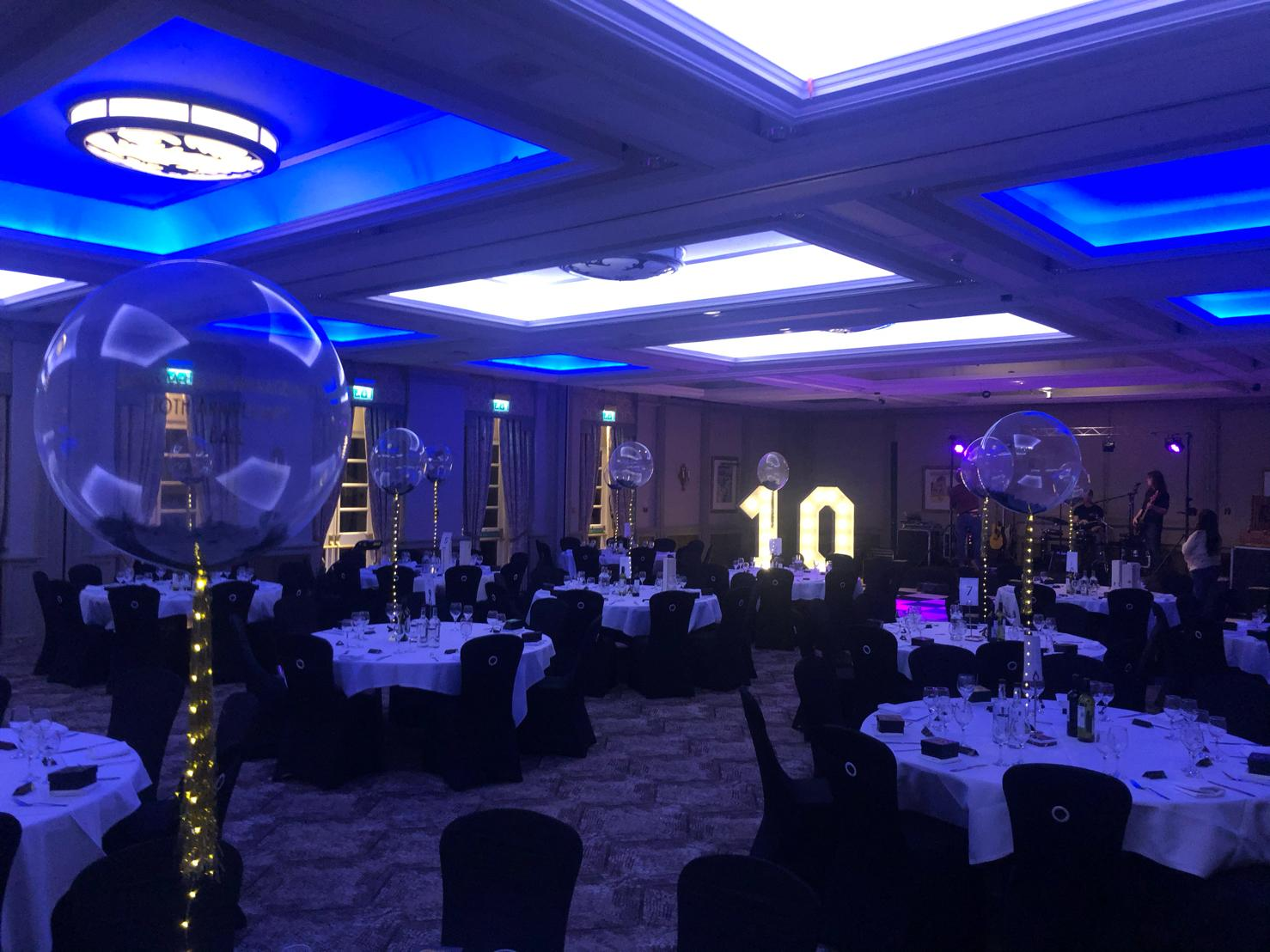 Sands Wealth Management 10th Year Anniversary Ball