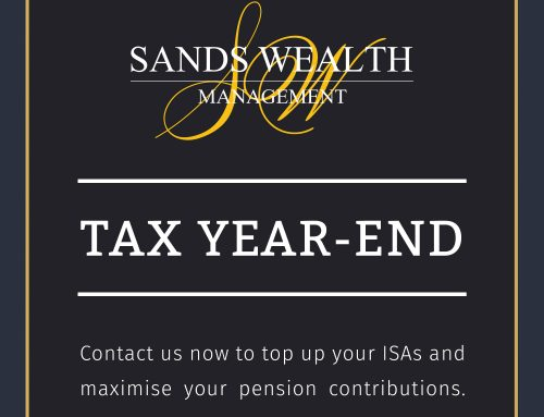 Tax Year-End – 2019/20