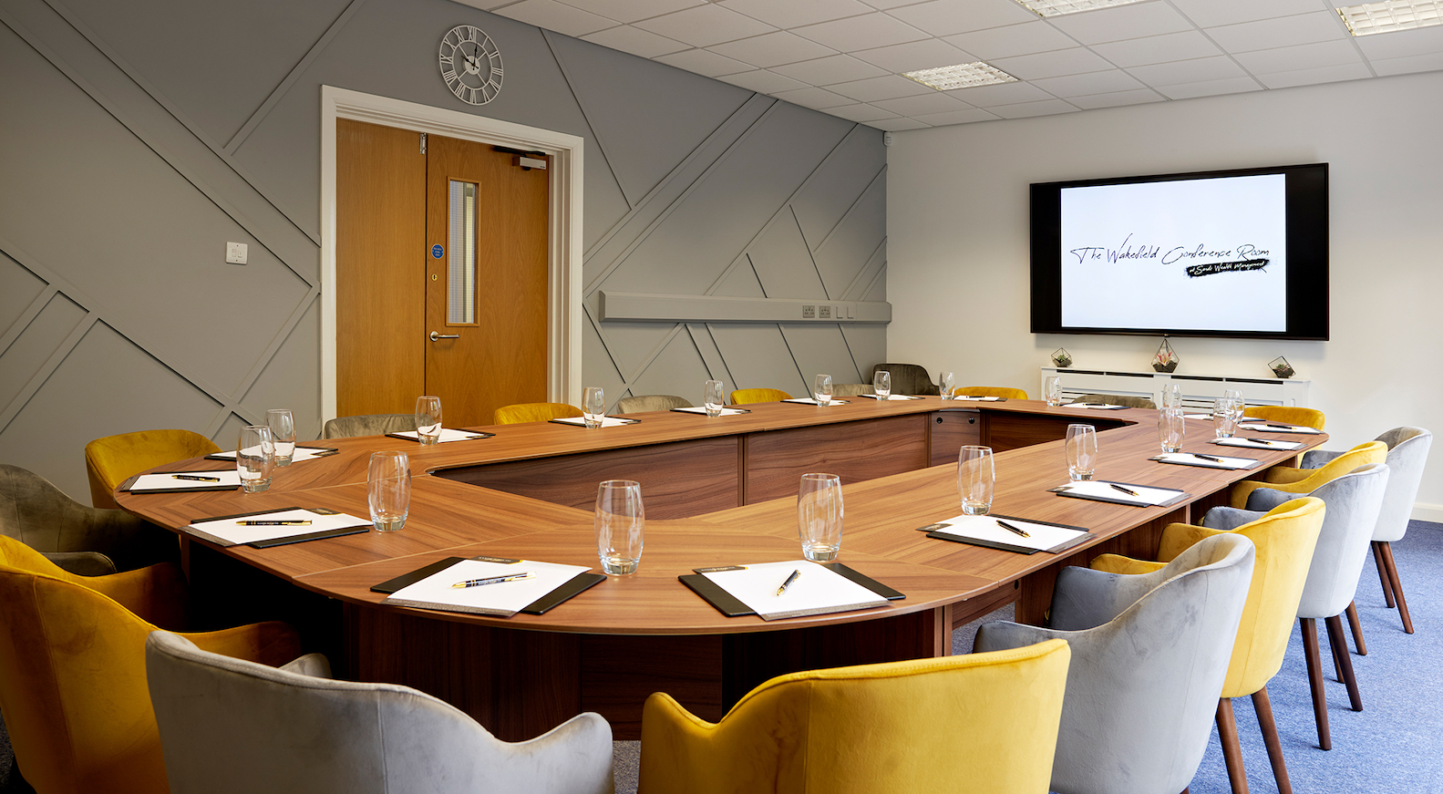 The Wakefield Conference Room